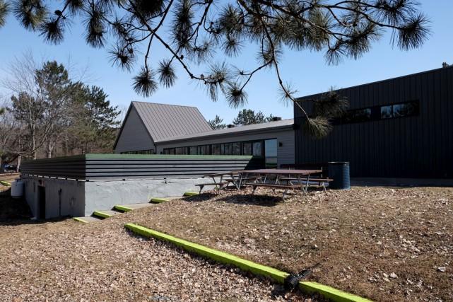 Les rénovations du pavillon du Centre de la... (Alain Dion)