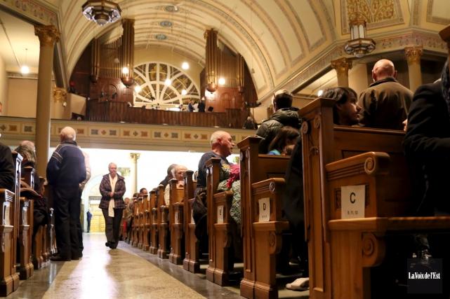 L'octroi d'un contrat pour la protection de l'orgue... (archives La Voix de l'Est)