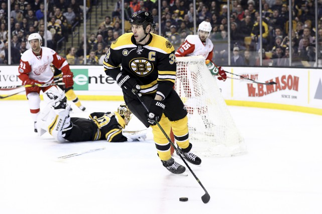 Zdeno Chara assure que les Bruins vont continuer... (Archives, Agence France-Presse)