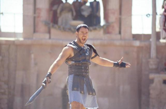 Ridley Scott espère convaincre Russell Crowe (photo) de... (Photo fournie par Dreamworks Pictures)