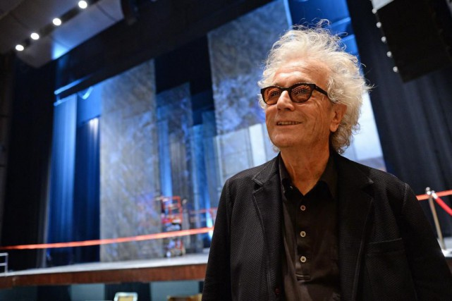 Le parolier Luc Plamondon a «très hâte» de... (PHOTO PATRICE LAROCHE, ARCHIVES LESOLEIL)
