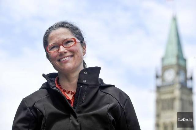 La présidente de l'Association canadienne des employés professionnels,... (Archives, Le Droit)