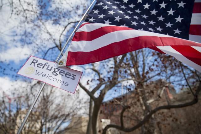 Un juge fédéral est en mesure de suspendre... (PHOTO AFP)