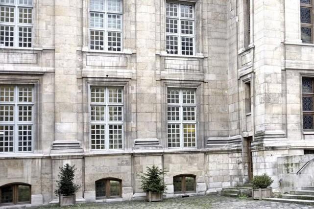 L'Hôtel Lamoignon dans le Marais, l'un des plus... (Photo Jean-Christophe Laurence, La Presse)