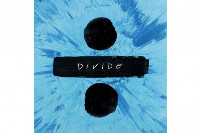 ÷ (Divide) d'Ed Sheeran... (Image fournie par Atlantic)