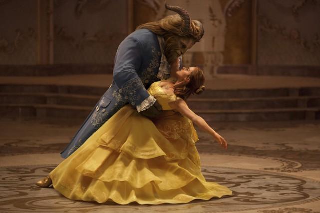 La dernière version rajeunie de La Belle et... (Fournie par Disney)