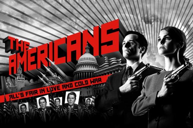 La série d'espionnageThe Americansest acclamée par la critique...