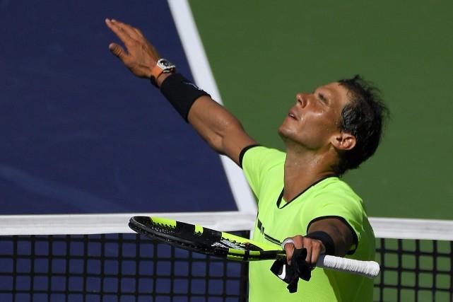 Rafael Nadal... (Photo Mark J. Terrill AP)