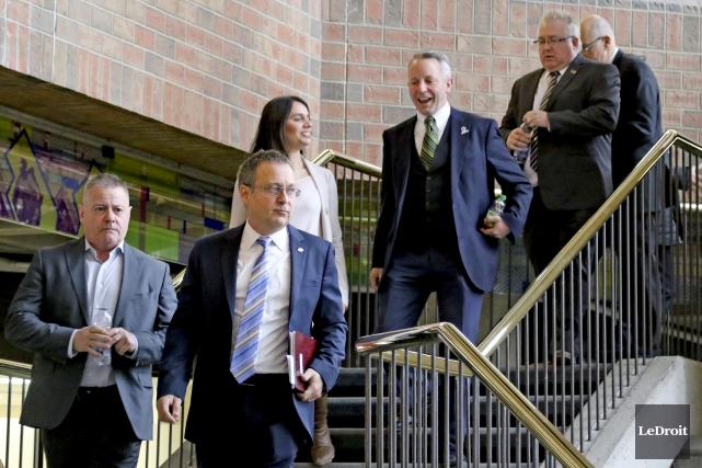 Plusieurs candidats indépendants aux prochaines élections municipales à... (Patrick Woodbury, Le Droit)