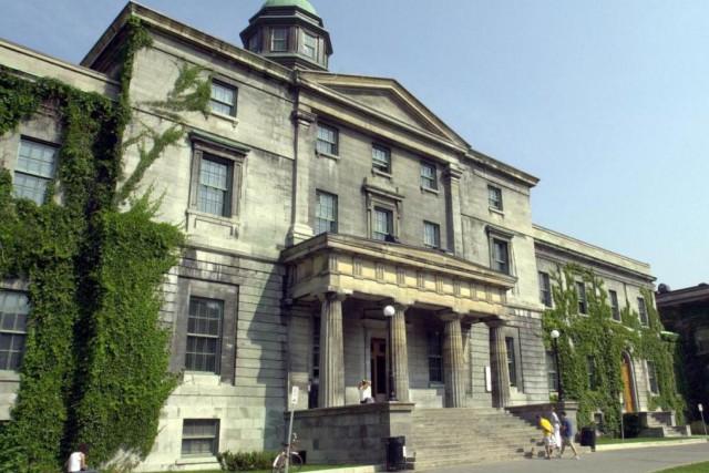L'Université McGilldit avoir sanctionné ses équipes masculine et... (PHOTO PIERRE McCANN, ARCHIVES LA PRESSE)