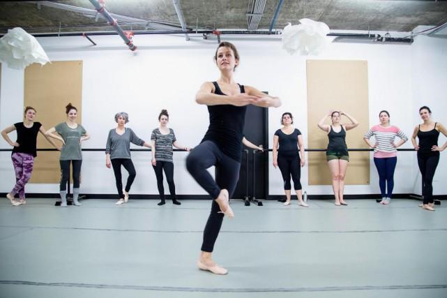 En apparence, Ballet Hop a tout d'une simple... (PHOTO ALAIN ROBERGE, LA PRESSE)