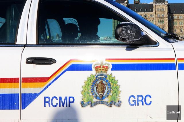 L'ancien agent de la Gendarmerie royale du Canada (GRC) qui a gardé son fils... (Photo Archives Le Droit)