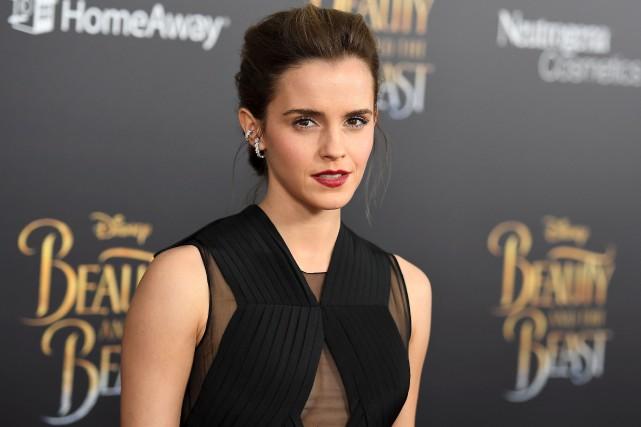 Emma Watson envisage d'engager des poursuites après la... (AFP, Angela Weiss)
