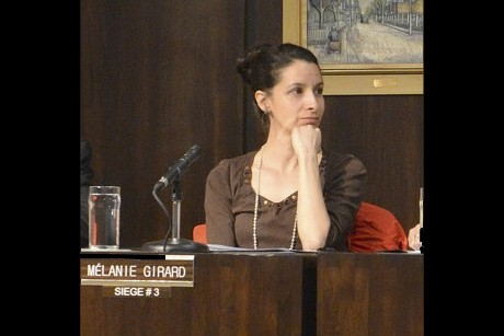 Mélanie Girard aimerait que le ton change dans... (Courtoisie)