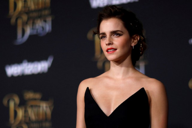 Emma Watson... (PHOTO REUTERS)
