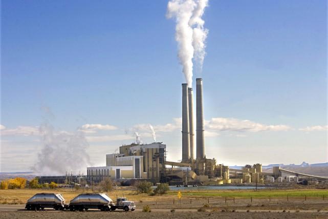 Le réchauffement climatique, en contribuant à un accroissement... (AP, Al Hartmann)