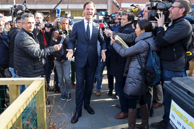 La victoire de Mark Ruttea provoqué un véritable... (AFP, Jerry Lampen)