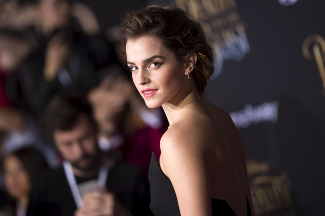 Emma Watson... (Archives AFP)