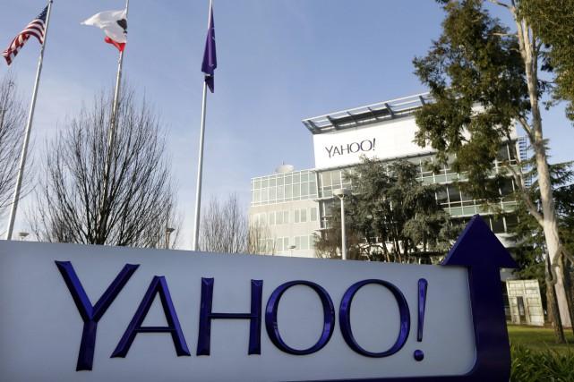 La cyberattaque contre Yahoo!, qui avait démarré en... (AP)