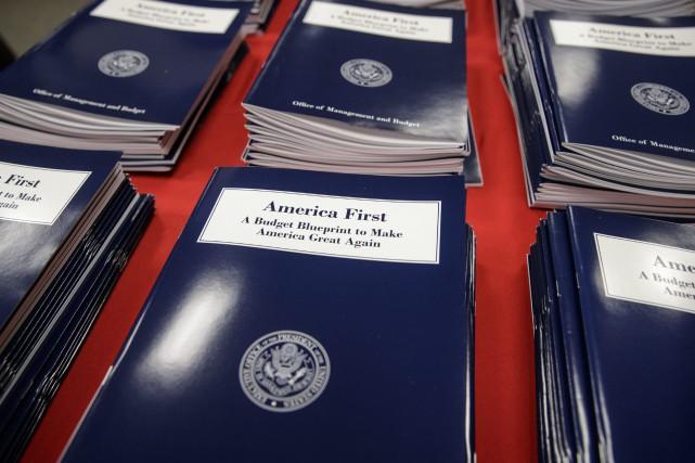 Ce budget n'a que très peu de chance... (PHOTO AP)