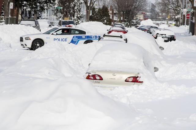 La police a confirmé que rien ne laisse... (Photo Alain Roberge, La Presse)