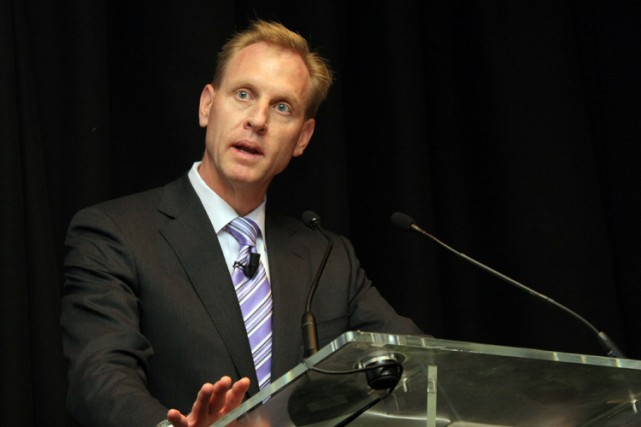 Patrick Shanahan... (ARCHIVES AFP)