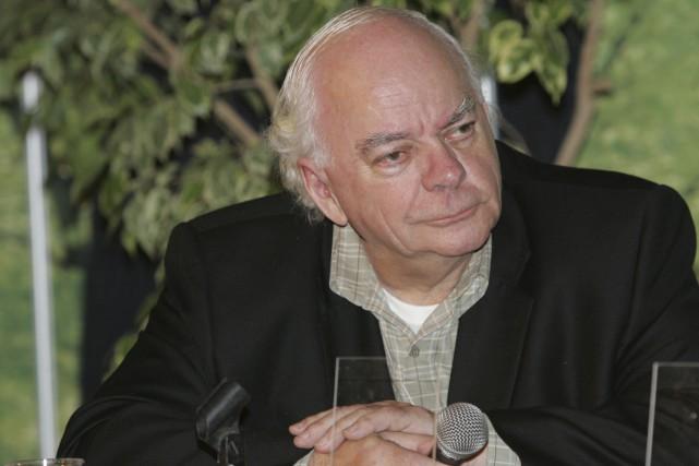 Laurent Laplante en octobre 2006.... (Photo fournie par le Salon du livre de Montréal)