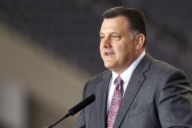 Le président de la Fédération américaine de gymnastique,... (Photo Ron Jenkins, archives AP)