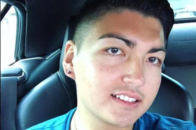 Karim Baratov,22ans, maintient son innocence.... (Photo Instagram via La Presse Canadienne)