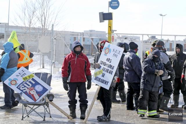 CHRONIQUE / Quel cafouillage à la Société de transport de l'Outaouais! (Patrick Woodbury, Le Droit)