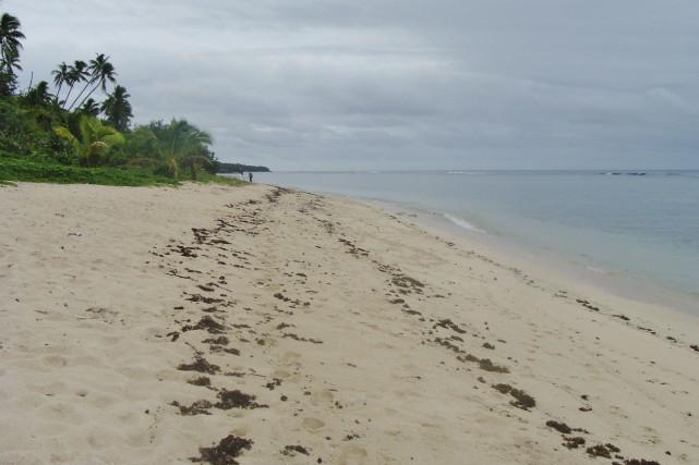 À l'autre bout de l'île, on peut se... (Collaboration spéciale, Gilles Fisette)