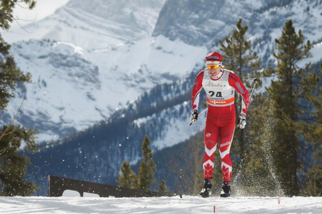 Devon Kershaw présente un impressionnant palmarès en carrière : 15 podiums... (Photo Jeff McIntosh, Archives La Presse canadienne)