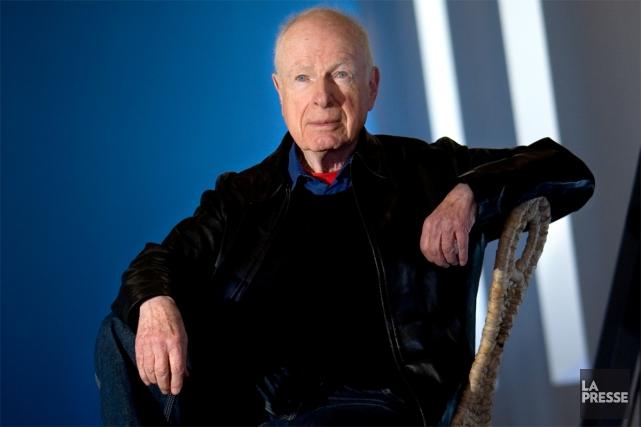 L'immense metteur en scène Peter Brook est toujours actif à 91 ans. Alors que... (PHOTO ALAIN ROBERGE, LA PRESSE)