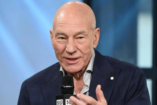 Patrick Stewart... (Photo Evan Agostini, Archives Associated Press)
