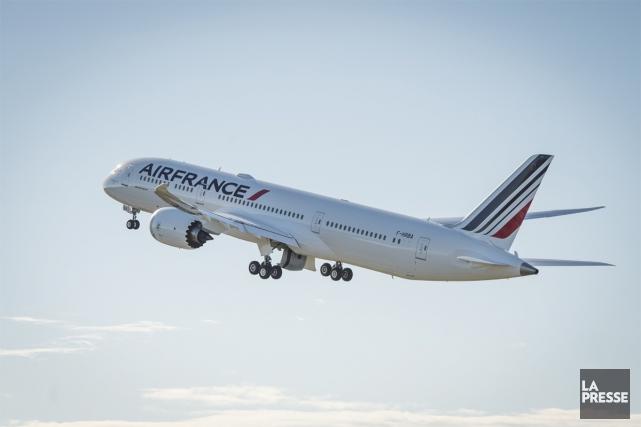Air France a reçu le feu vert pour... (Photothèque Le Soleil)
