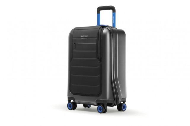 La société Bluesmart - qui commercialise une valise... (PHOTO FOURNIE PAR BLUESMART)