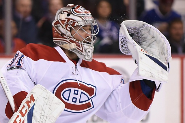Carey Price... (Photo Anne-Marie Sorvin, archives USA TODAY Sports)