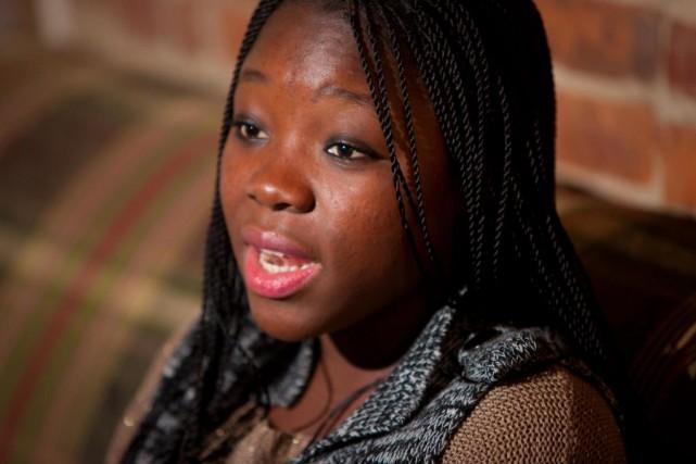 Rachel Mwanza... (Photo André Pichette, Archives La Presse)