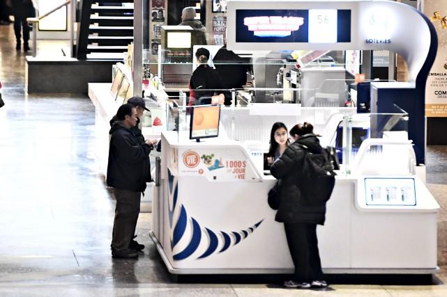 Loto-Québec avait été critiquée après qu'une entreprise privée... (Photothèque Le Soleil)