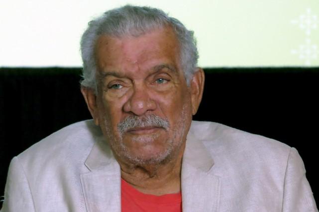 Le poète et récipiendaire d'un prix Nobel Derek... (AP, Berenice Bautista)
