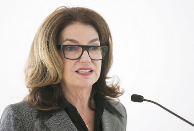 Michèle Boisvert, vice-présidente rayonnement des affaires à la... (Spectre Média, René Marquis)