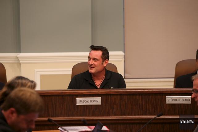 Le maire Pascal Bonin affirme ne pas avoir... (Archives La Voix de l'Est)