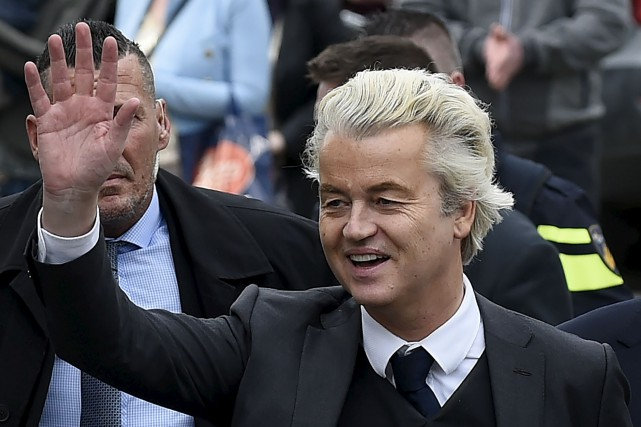 Si le fanatisme de Geert Wilders fait peur,... (AFP, Emmanuel Dunand)
