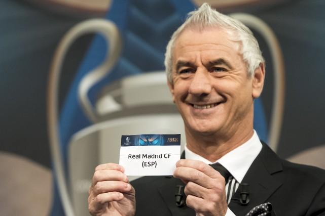 Ian Rush, l'ancien buteur de Liverpool, a eu... (AP, Jean-Christophe Bott)