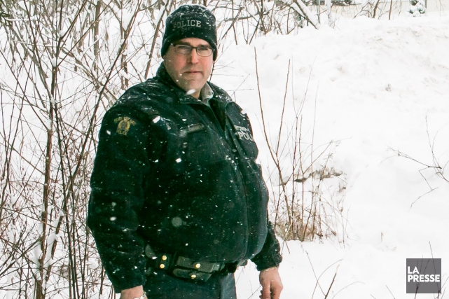 Richer Dubucest décédé le 6 mars à Lacolle,... (PHOTO MARTIN TREMBLAY, LA PRESSE)
