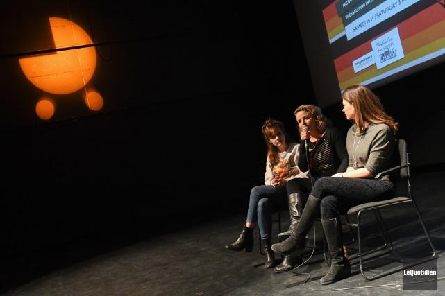Le Festival Regard sur le court métrage se... (Archives Le Quotidien, Michel Tremblay)