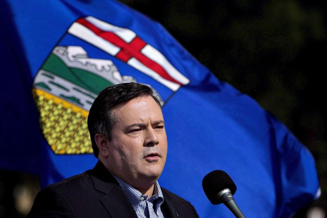 Jason Kenney a obtenu plus de 75 % des... (Photo Jason Franson, archives La Presse canadienne)