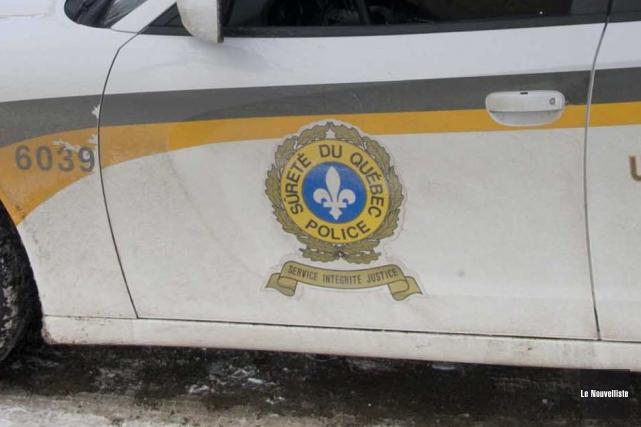 L'automobiliste qui était dans un état critique à la suite d'une collision... (Photo Sylvain Mayer, archives Le Nouvelliste)