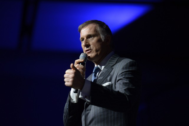 Maxime Bernier... (Photo Justin Tang, archives LA Presse Canadienne)