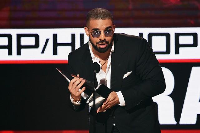 Drake a été couronné dans la catégorie meilleur... (Archives AFP)